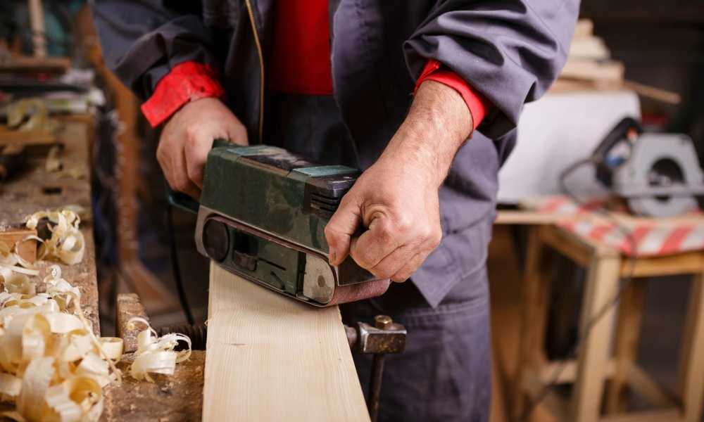 Planer vs Belt Sander: Which is the Best Sander?