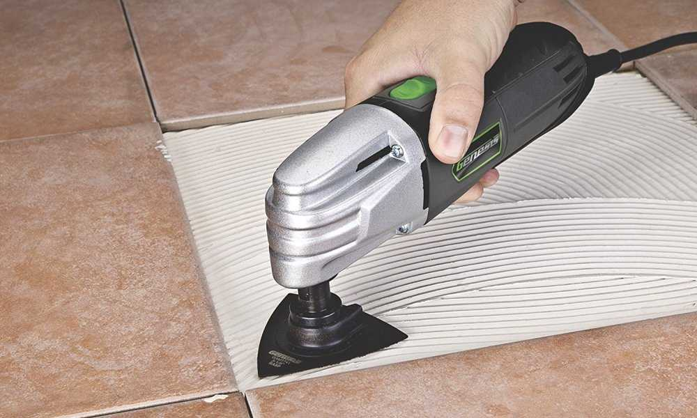 Can Oscillating Tool Cut Tile