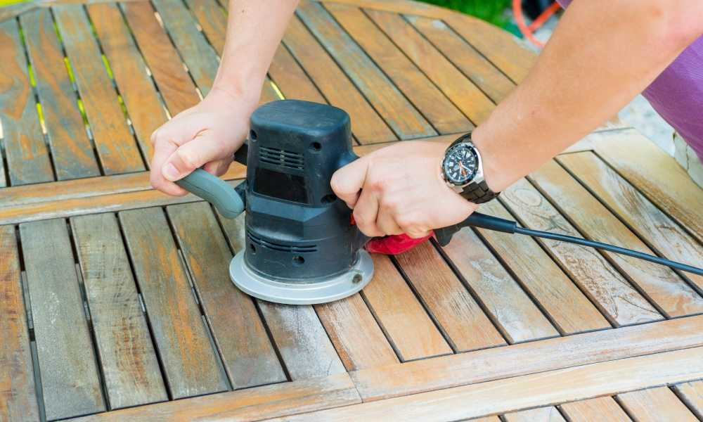 Orbital Sander Review