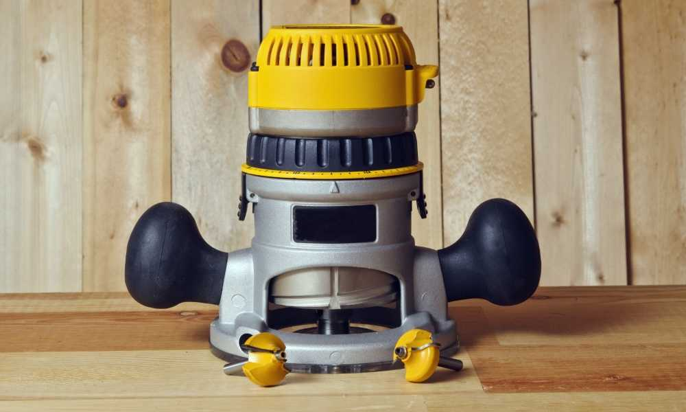 Triton TRA001 Plunge Router Review