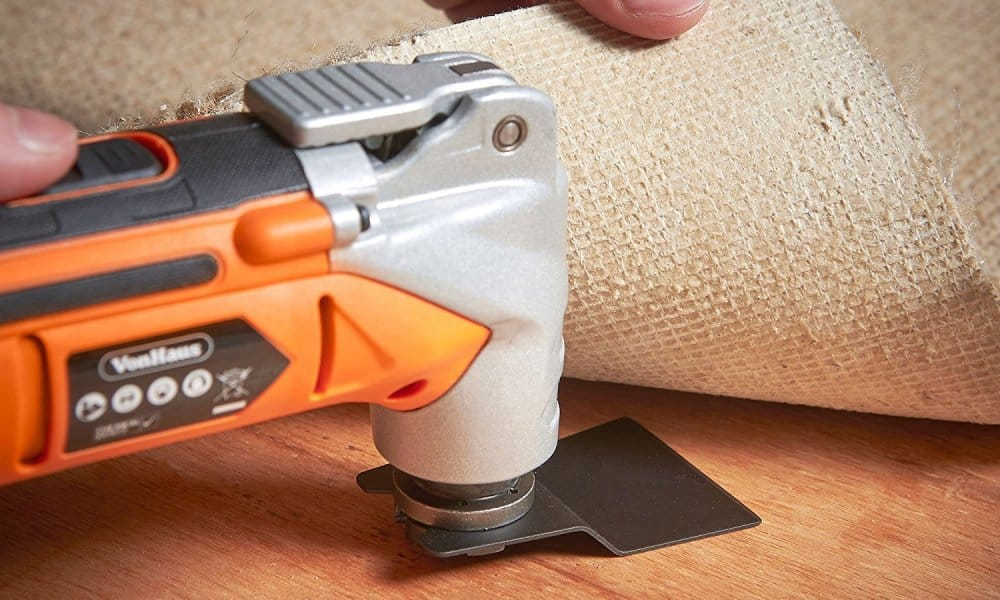 VonHaus 12V Cordless Multi-Tool Kit Review