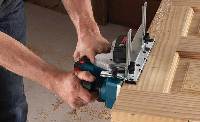 Sharpen Wood Planer