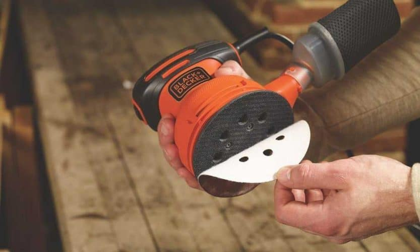 Use an Orbital Sander