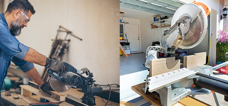 table saw vs miter saw which one makes the better cuts you need