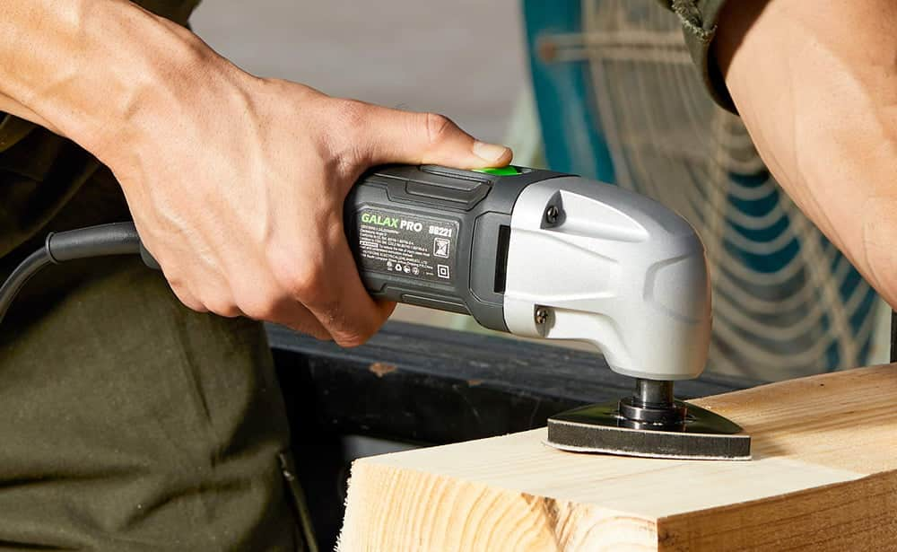 Small Detail Sander