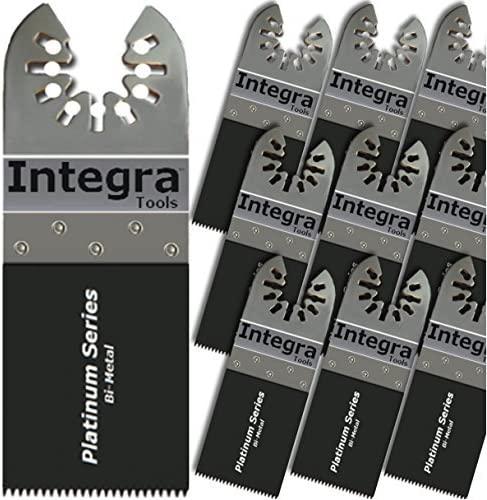 bi metal oscillating multi tool blades image