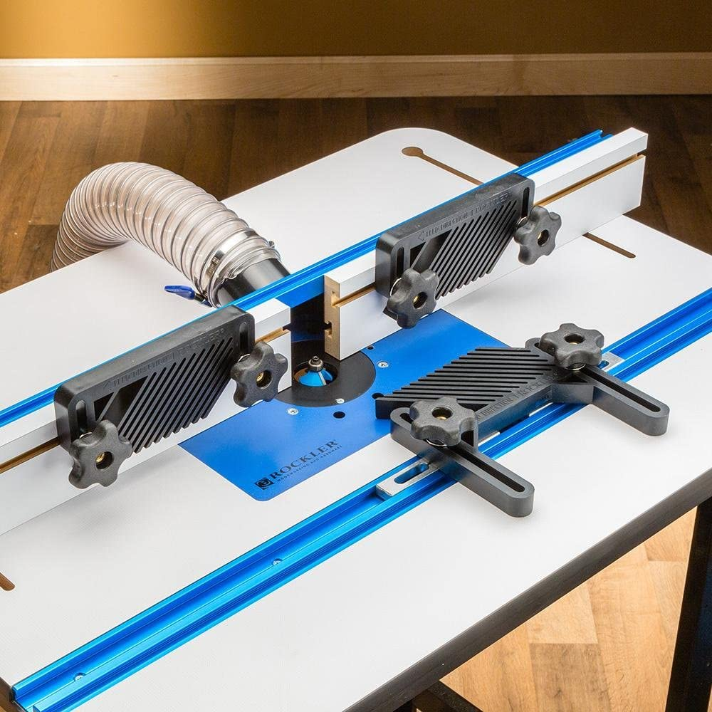 rockler 4 piece router table