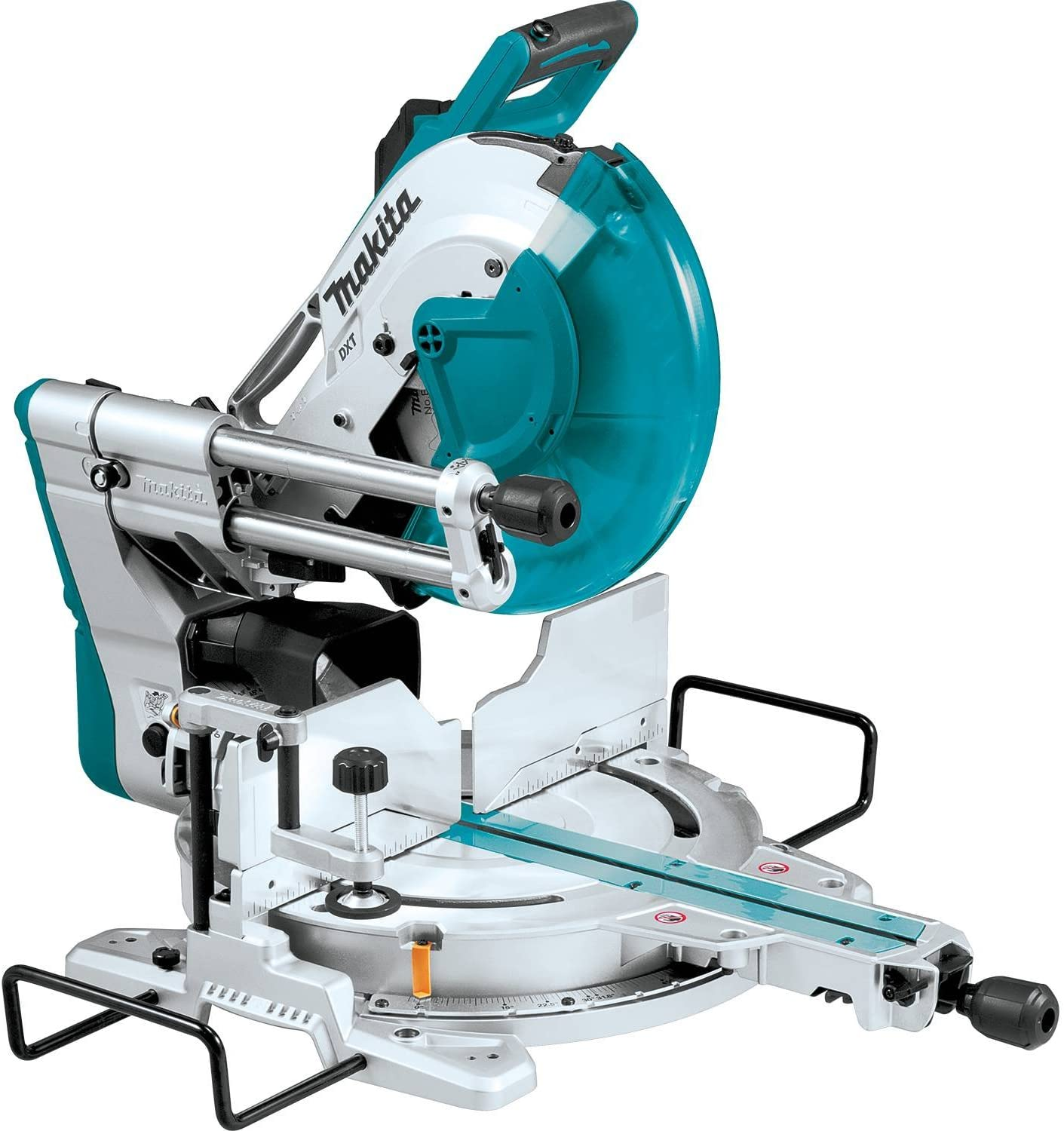 makita ls1219l dual bevel sliding compound miter saw with laser